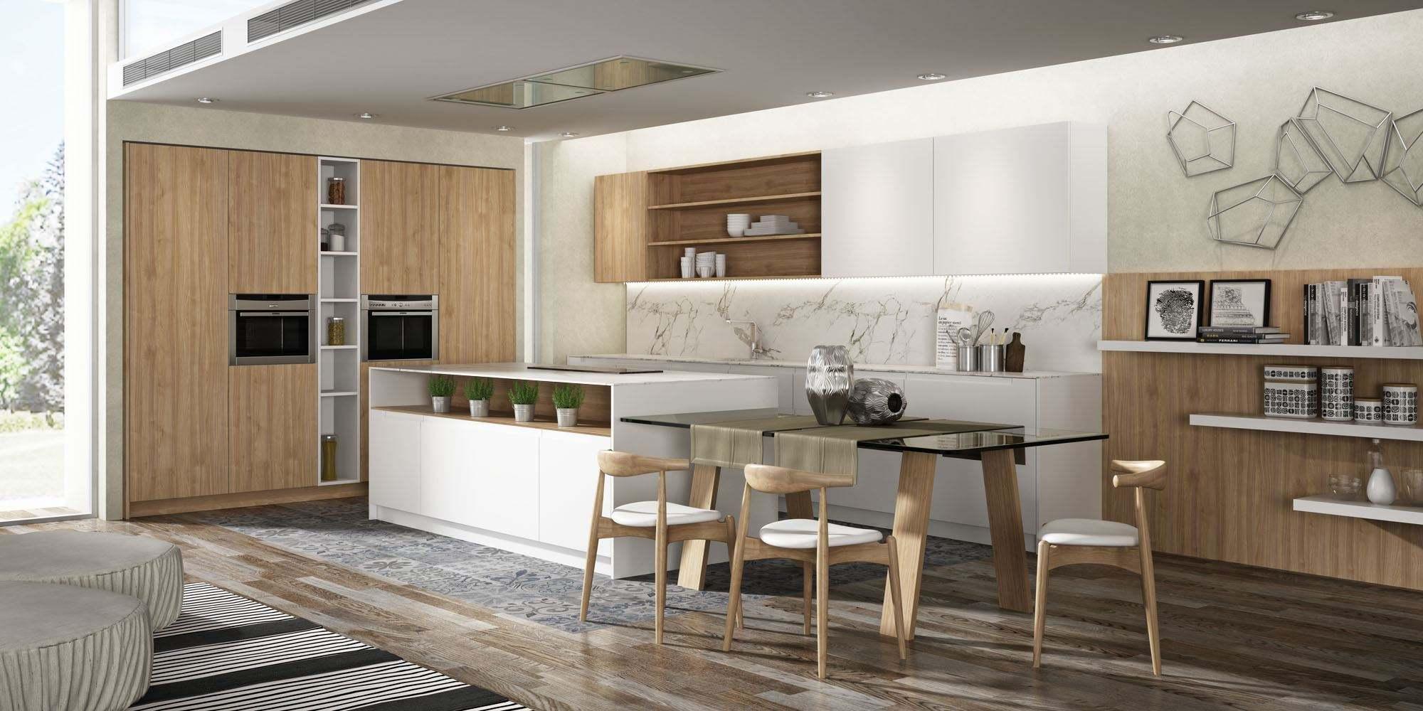 Inicio cocinas guzm n - Housing and interior design lesson plans ...